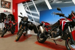 Honda África Twin 2020 en Servihonda.