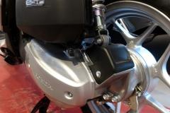 Honda SH Mode 125 Color B lanco Perla Jasmine en Servihonda.