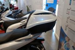 Honda SH125i Color Blanco Perla Cool