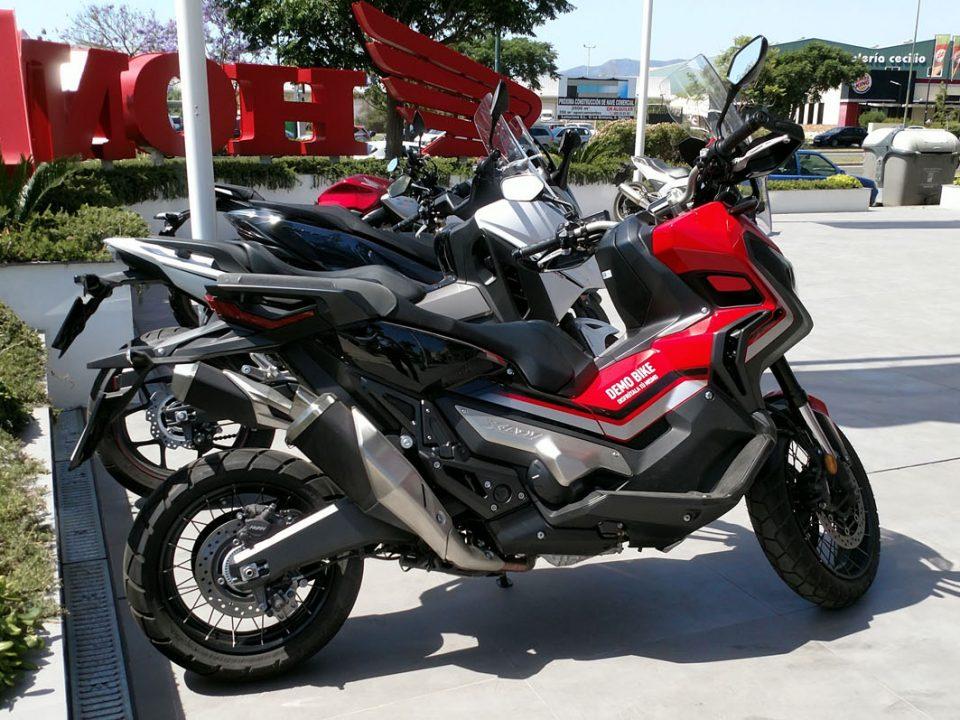 Honda X-ADV Demo Bike en Servihonda.