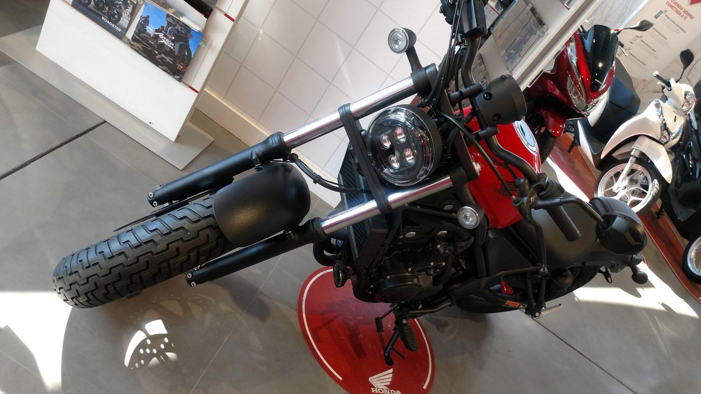 Honda Rebel 2020