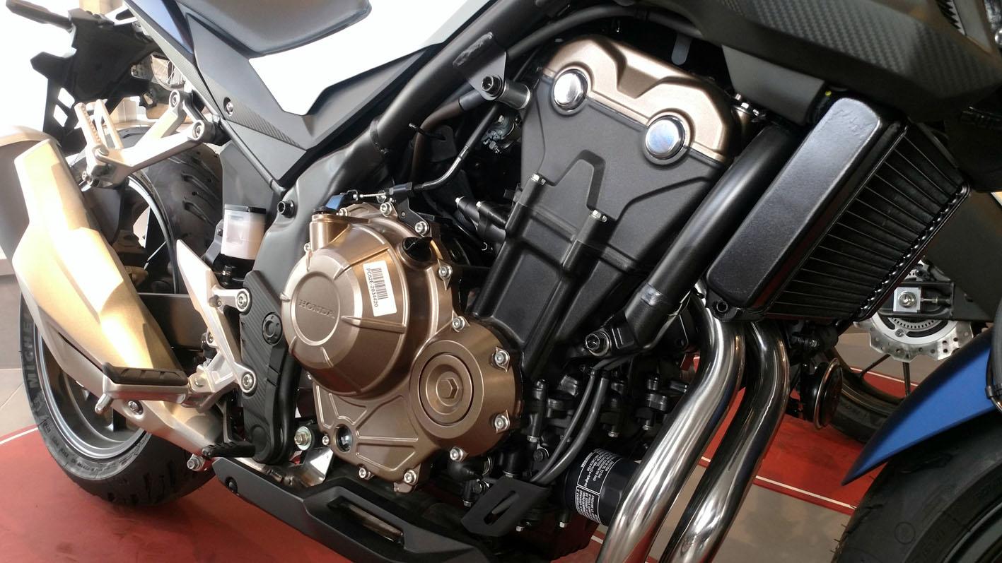 Motor Bicilíndrico en Paralelo