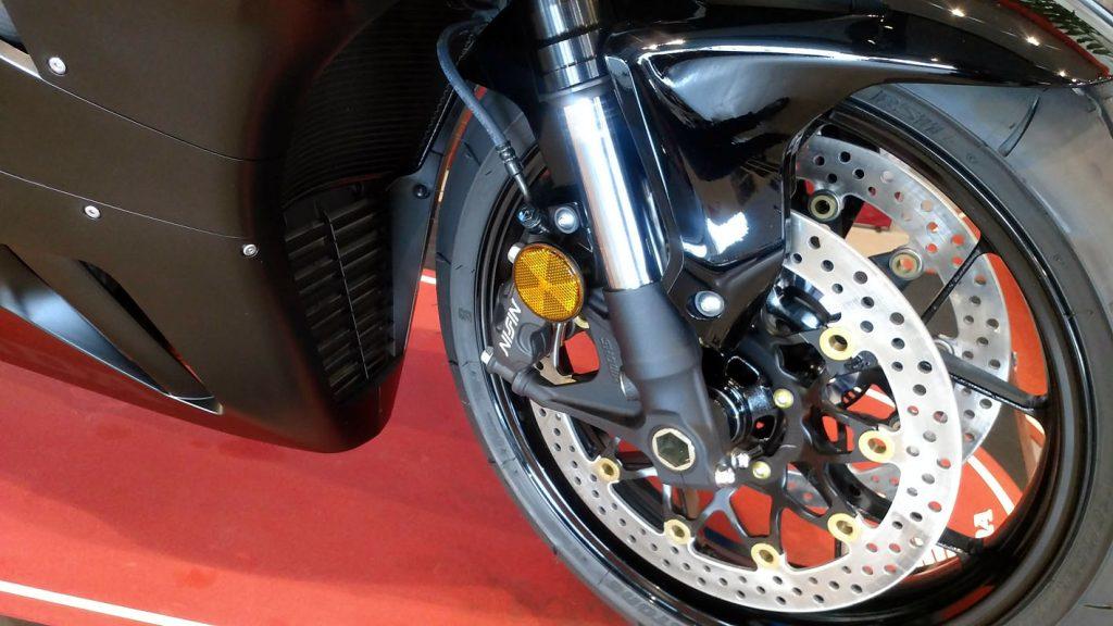 Honda CBR 1000 RR R Fireblade pinzas de freno delanteras Brembo Stylema