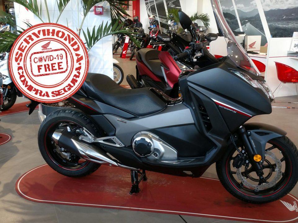 Ahora los clientes de Servihonda pueden adquirir su moto sin necesidad de ir a la concesión.